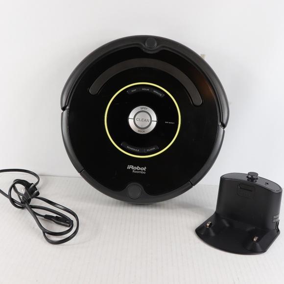 iRobot Roomba 650 Robot Vacuum Cleaner with Dock